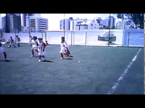 Gols do pereirinha contra o hiper soccer.