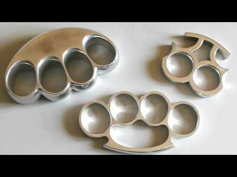 how to make a knuckle duster sch. Black Bedroom Furniture Sets. Home Design Ideas