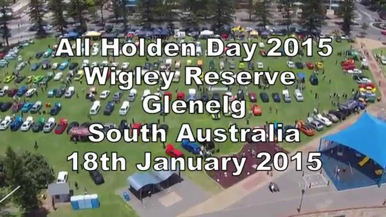 All Holden Day 2015 Glenelg South Australia