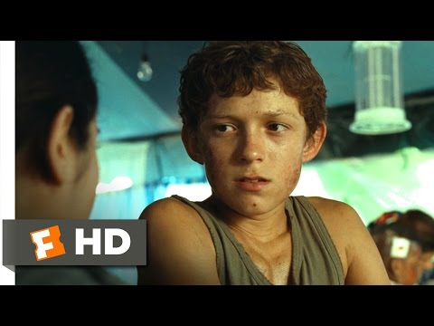 The Impossible (4/10) Movie CLIP - What's Your Name? (2012) HD