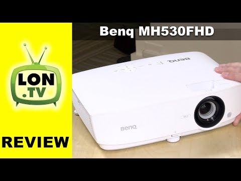 BenQ MH530FHD Projector Review - 1080p Super Bright DLP