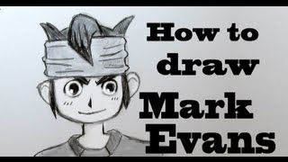 Ep. 92 How to draw Mark Evans