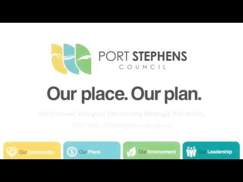 Community Strategic Plan promotion - have you say!