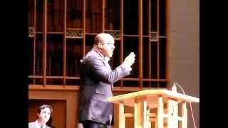 "2/1/14 Walla Walla Univ. Black History Program  Dr  Carlton Byrd ""Make Jesus Famous"""