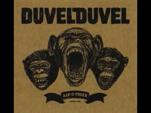 Duvelduvel - 'Delftsblaw' #12 Aap-O-Theek