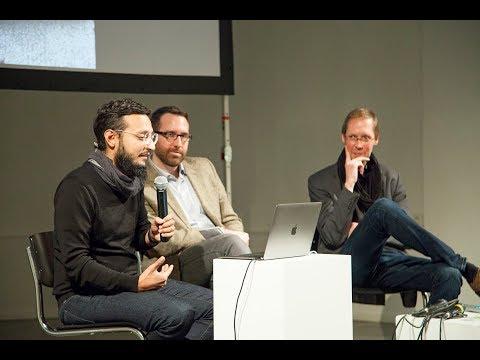 DNL #12: TERROR FEEDS. Panel with Saud Al-Zaid, Pieter Van Ostaeyen and Dave Keating
