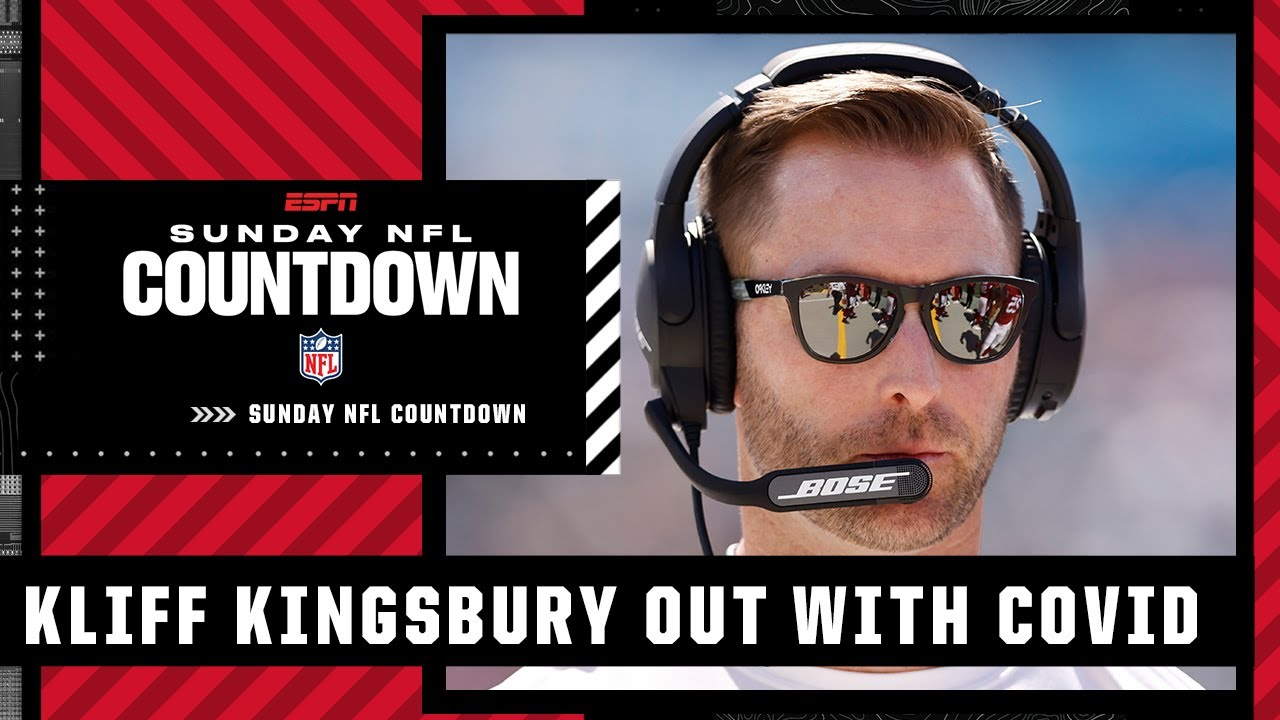 Download How will Kliff Kingsbury's absence affect the Cardinals during their Week 6 matchup? | NFL Countdown