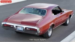 1991 Buick Skylark