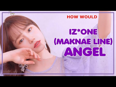 How Would IZ*ONE (MAKNAE LINE) Sing BERRYGOOD 'ANGEL' (Line Distribution)