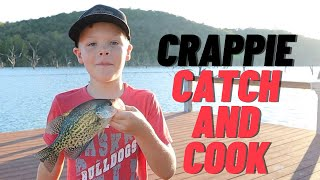 Crappie Catch and Cook