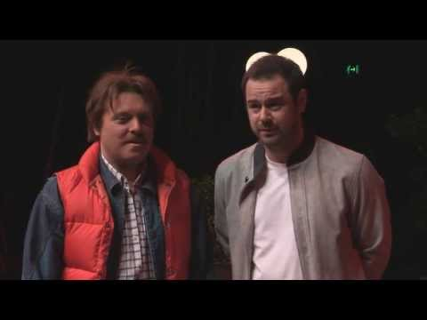 Keith Lemon and Danny Dyer  Back To The Future