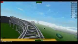 Windspeed Roller Coaster POV Roblox Point ROBLOX