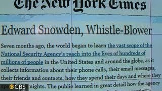 Headlines: New York Times editorial defends Snowden