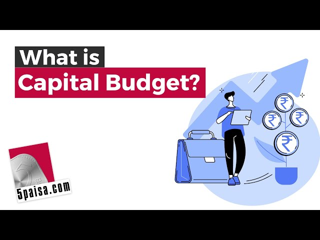 What is Capital Budget?   Union Budget   Capital Receipts   Capital Expenditure   #shorts
