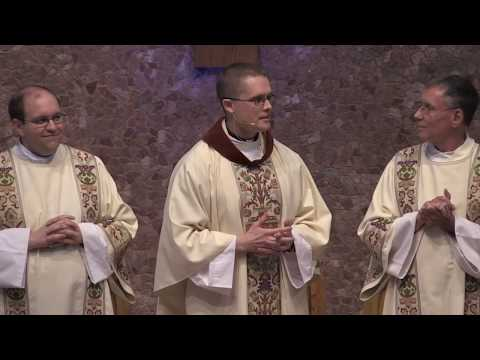 Mass of Thankgiving  - Entire