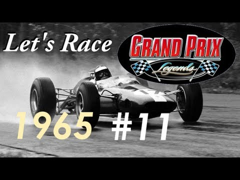 Let's Race Grand Prix Legends! 11 1965 Dutch Grand Prix