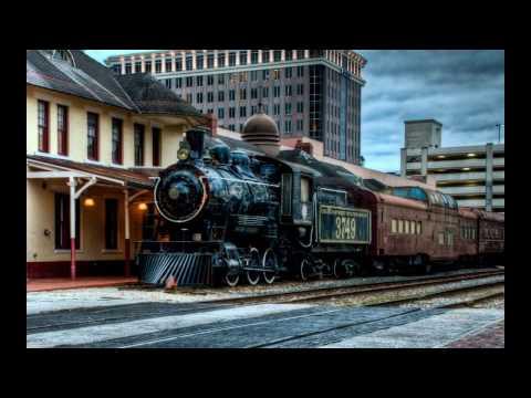 Фото поездов и паровозов слайд-шоу