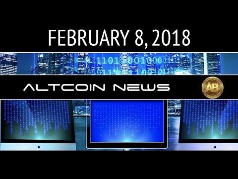 Altcoin News - Crypto Market Recovery? Rich List, Internxt, Binance Issue, Ripple Partnership