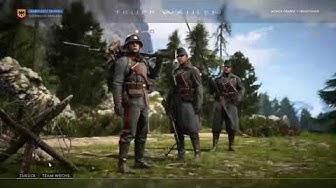 Battlefield 1 dämlicher Sommermission hinterherjagen^^