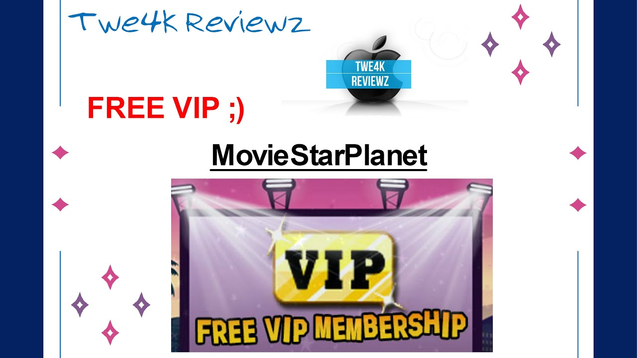 8 43 MB] How To Get free VIP on MSP(MovieStarPlanet) (2016