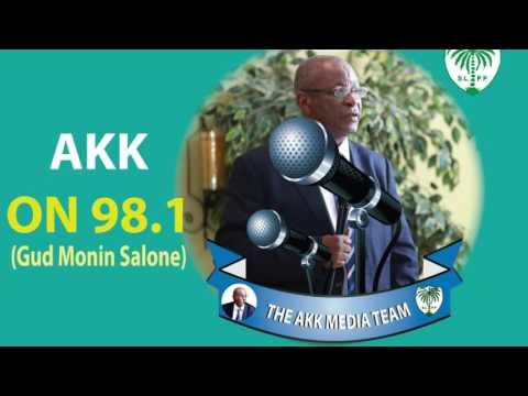 AKK on Radio Democracy – 98.1