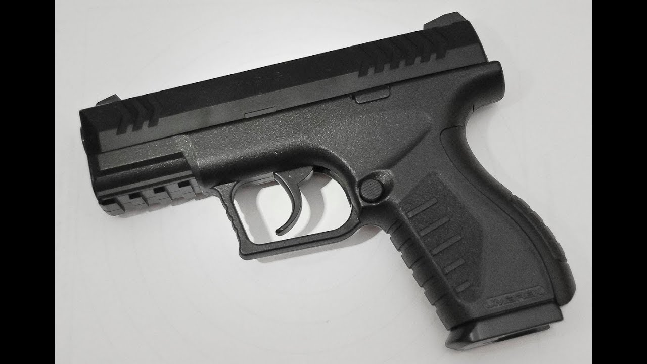 Umarex xbg co2 bb pistol review new for 2012 for Www bb