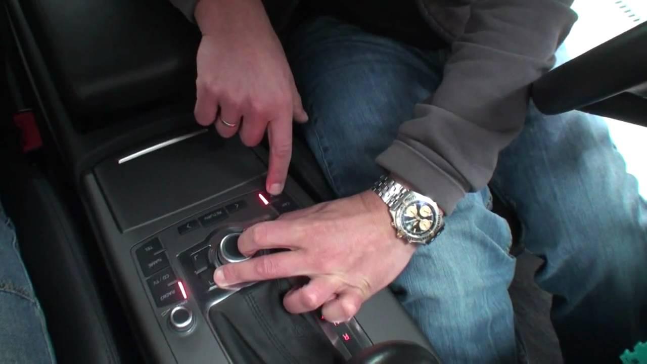 Audi A4 A5 A6 A8 Q5 Q7 Mmi Reset By Conexx Youtube
