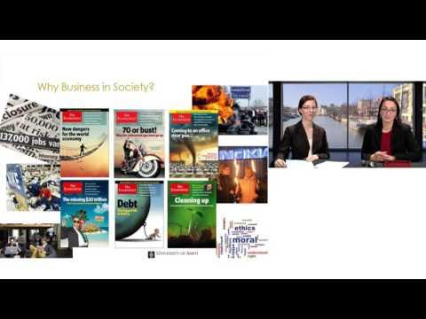 Webinar rMSc in Business in Society - 2017
