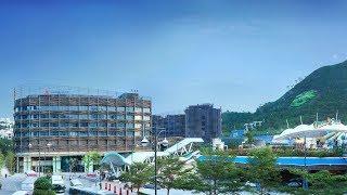 【最後倒數】香港海洋公園萬豪酒店即將隆重開幕
