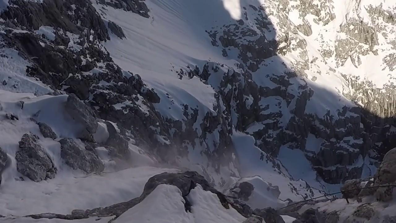 Klettersteig Priel : Grosser priel bert rinesch klettersteig november 2016 youtube