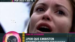 Tema de la Semana: ¿Por que embisten contra Maximo Kirchner?  - 20 -09-14