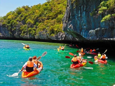 Koh Samui Sea TOUR: Angthong Marine Park  (Speed boat)