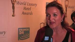 WLHA 2013 - Interview of Yvonne Luedeke, Director of Marketing of The Address Downtown Dubai