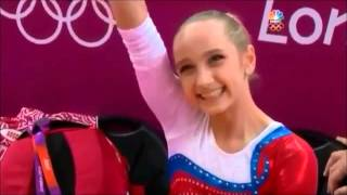 Viktoria Komova - moments =)