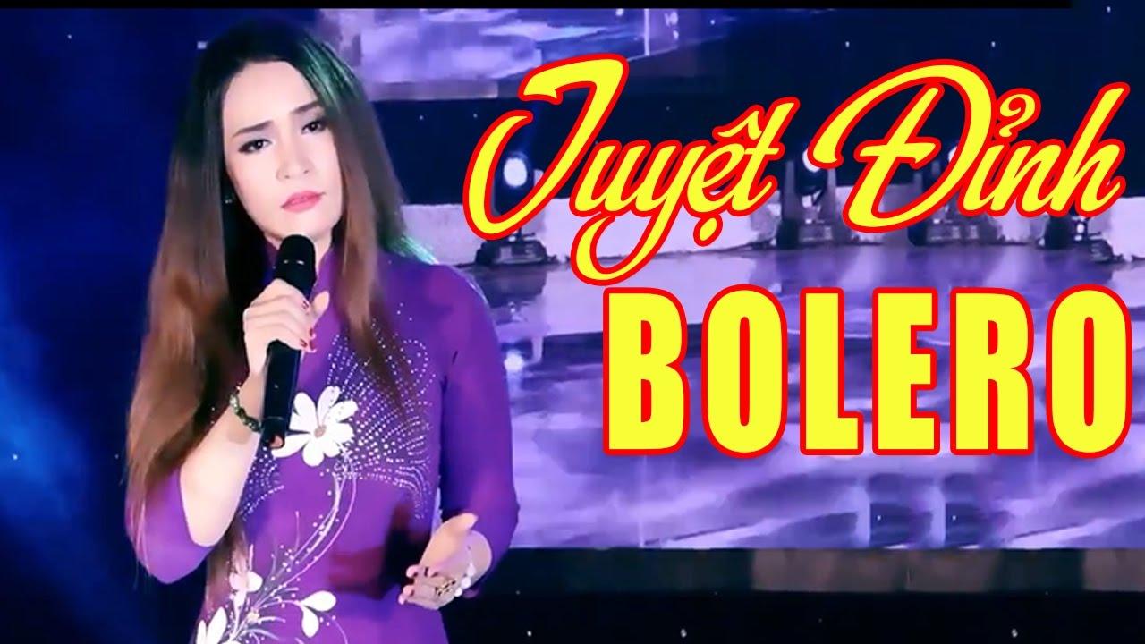 Cõi Nhớ - Tuyệt Đỉnh Bolero Trữ Tình Hay Nhất 2017