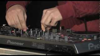 Jack Harris Live DJ Set - Multi-Camera Production. Video