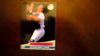 Baseball Benito Santiago Fleer Ultra 283