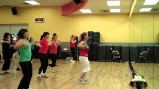 zumba fitness-BOOM BOOM SHAKE AND DROP