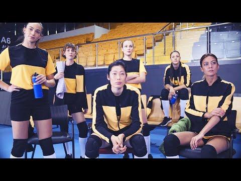 Google Translate: Pep Talk (featuring female volleyball player Zhu Ting朱婷)