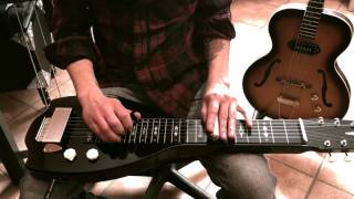 "EPIPHONE Electar Inspired by ""1939"" LAP STEEL demo"