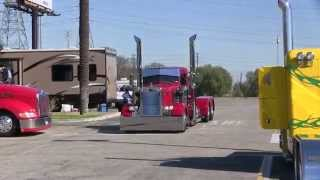 A&L Truck Supply 1957 Peterbilt Rolling Through TFK 2014