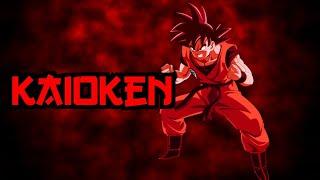 Roblox-Dragon Ball wut KAIOKEN!!!!! #1