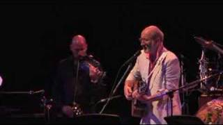 Noel Paul Stookey of Peter Paul and Mary and violinist Doug Cameron...