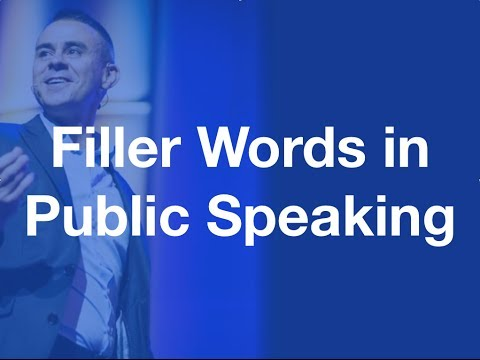 Are You Using Filler Words In Your Presentations?
