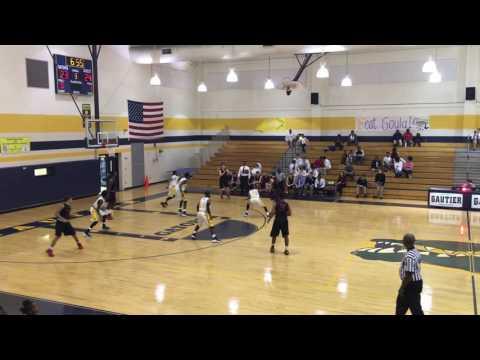 Drew Burnett Basketball