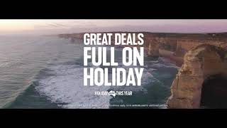 Holiday Here This Year | Full On Holidays (30 sec)