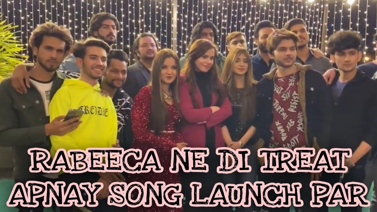 Download HASDI AA  RABEECA KHAN  SHAHEER KHAN  NADEEM MUBARAK  TREAT AFTER SONG RELEASE 
