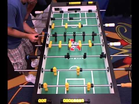 Foosball 2012 US Open Expert Doubles