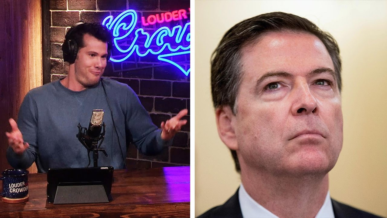 james-comey-embarrassed-everybody-louder-with-crowder