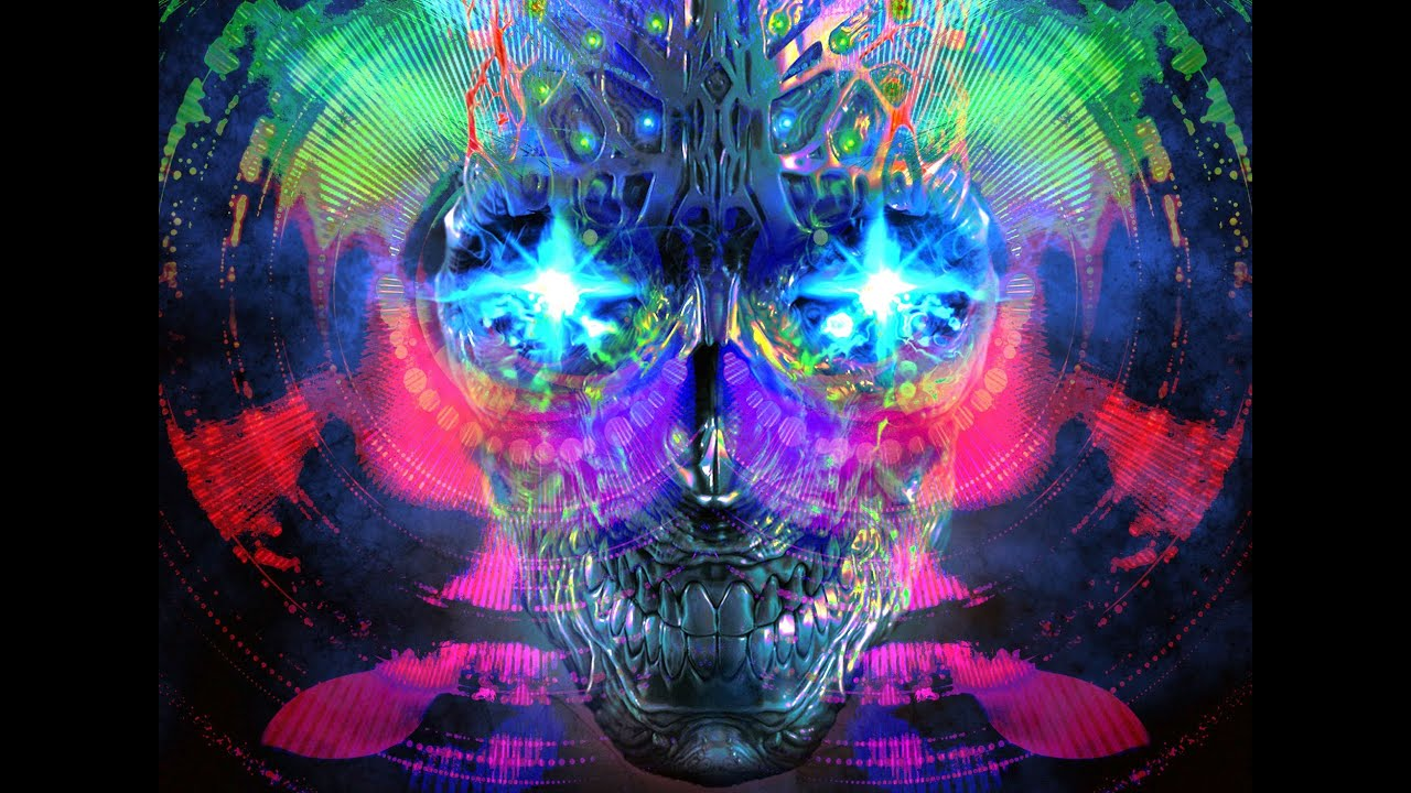 3d Mushroom Trip Wallpaper Psychedelic Trance Night Full On Set By Nooby Aka Lucid